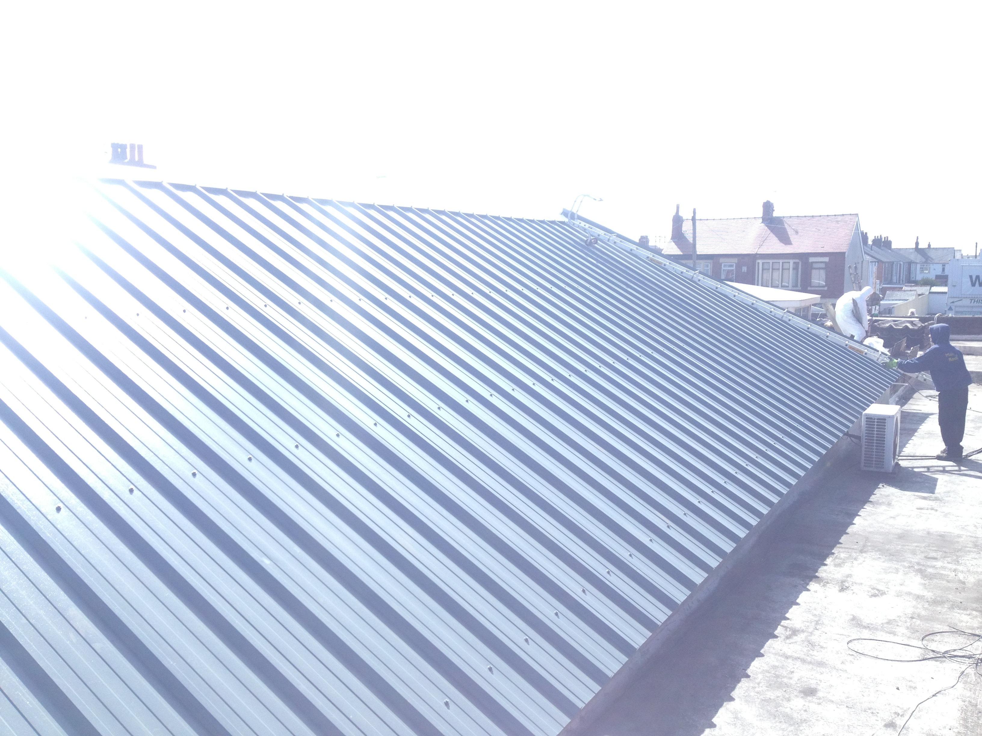 Commercial Roofers In The North West Maincoat
