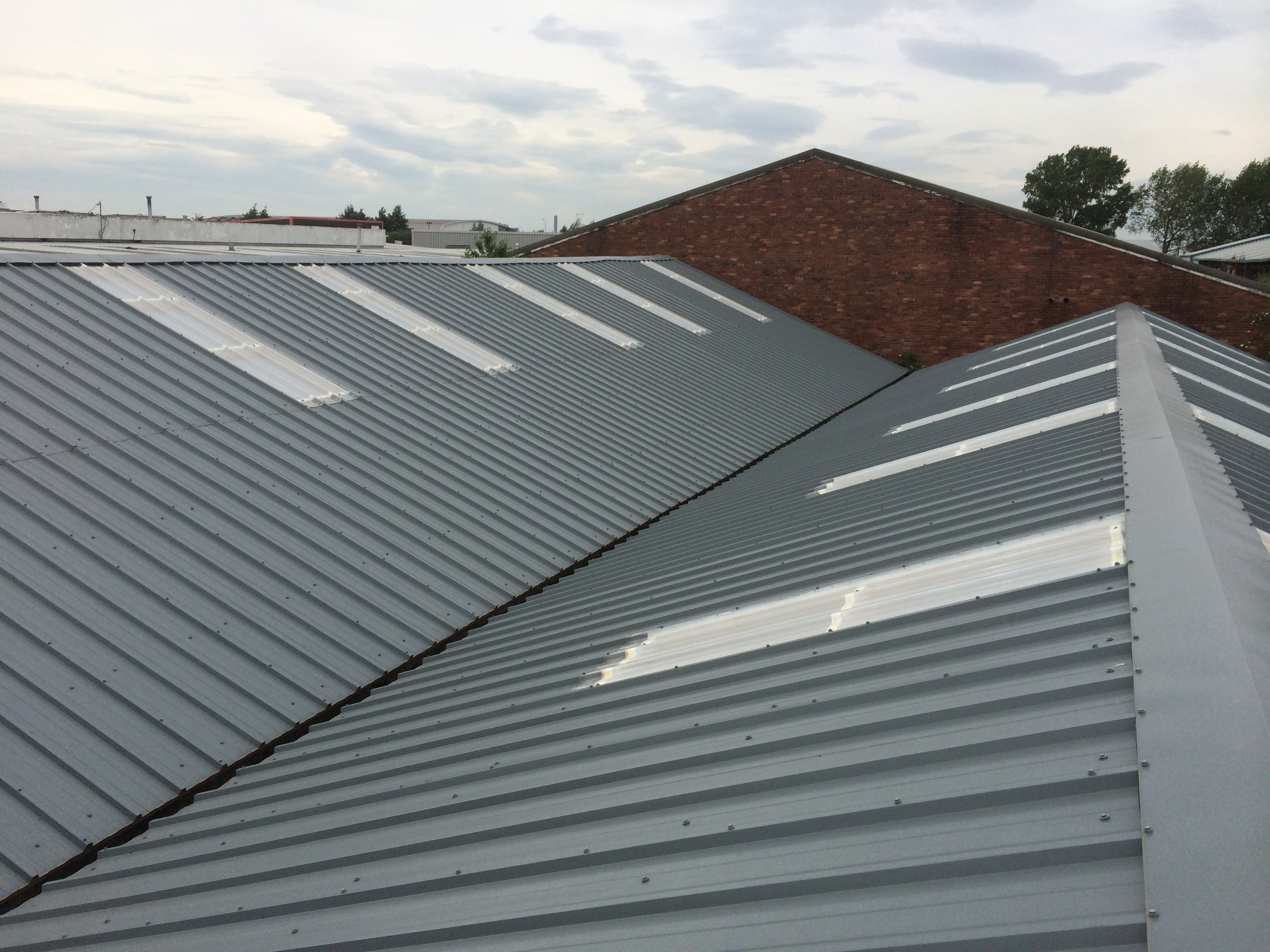 Metal Roofing Wall Cladding In The North West Maincoat